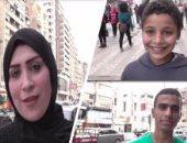 بالفيديو .. قبل أيام من عيد الأم.. تعرف على رسائل المصرين لأمهاتهم