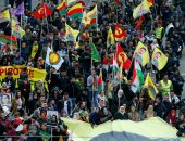 القضاء التركى يحكم على 111 معارضا كرديا بالسجن من عام لـ 21 سنة