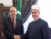 السفير المصرى فى سراييفو يلتقى مفتى عام البوسنة والبلقان لبحث أوجه التعاون