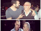 """بالفيديو.. صلاح عبد الله يستضيف عمرو يوسف فى أولى حلقات """"سطوح عم صلاح"""""""