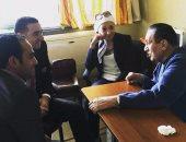 تداول صورة لمبارك بمستشفى المعادى احتفالا بذكرى تحرير طابا