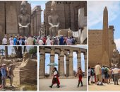 """""""النيل الثقافية"""" تنقل حفل تنصيب الأقصر كعاصمة الثقافة العربية"""