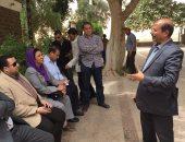 مدير الحديقة النباتية بأسوان يشكو المصريين لوفد برلمانى: خربوا 100نبات نادر