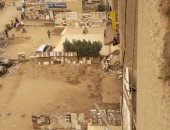 أهالى شارع ترسا فى الهرم يطالبون بنقل محلات السيراميك