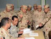 القوات المسلحة تحتفل بمرور 103أعوام على مشاركة مصر فى الحرب العالمية الأولى