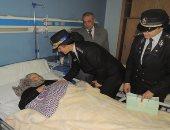 فيها حاجة حلوة.. مستشفيات الشرطة تعالج بعض المواطنين بالمجان