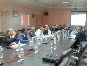 وفد مصرى برئاسة وزير الزراعة يبحث تأسيس قطيع جاموسى فى موريتانيا