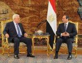 تليفزيون فلسطين: الرئيس محمود عباس فى زيارة لمصر