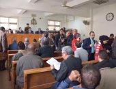 تأجيل نظر تجديد حبس 228 منقبا عن الذهب لـ30 مايو لحضور المتهمين