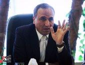 """نقيب الصحفيين: استقالة أبو السعود ليست نهائية ومفيش استقالات على """"الفيس"""" (فيديو)"""