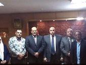 """""""أطباء السويس"""" تتفق مع مدير الأمن على زيادة قوات الشرطة لتأمين المستشفيات"""