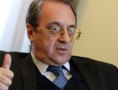 روسيا: بوجدانوف ناقش مع رئيس منصة موسكو للمعارضة السورية تسوية الأزمة