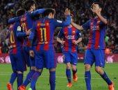 ملخص وأهداف فوز برشلونة على فالنسيا 4 - 2 بالدوري الإسباني