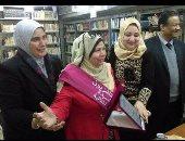 بالصور.. معهد الإذاعة والتليفزيون يحتفل بعيد الأم بتكريم الأمهات