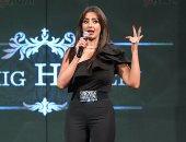 بالصور.. رضوى الشربينى تطلق خط أزياء كاجوال للنساء بالتعاون مع بهيج حسين