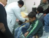 """""""صحة الاسكندرية"""" تحرر محضرين ضد المطعم المتسبب فى إصابة 20 شخصا بتسمم"""