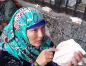 بالفيديو.. قلوب الأمهات على أسوار المستشفيات لرؤية أبنائهن .. النظرة عيد