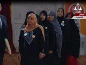 """بالصور.. الرئيس السيسي يكرم الأمهات المثاليات باحتفالات """"يوم المرأة المصرية"""""""