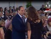 """بالفيديو.. الفنانة أنغام تغنى """"نص الدنيا"""" فى يوم المرأة المصرية"""