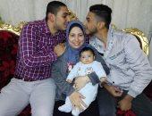 بالفيديو.. الأم المثالية ببنى سويف: رفضت الزواج بعد وفاة زوجى وتفرغت لتربية أبنائى