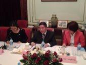 سفير الصين بالقاهرة: زيادة الناتج المحلى لـ11 تريليون دولار فى 2016