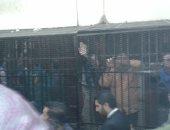تجديد حبس متهم بالانضمام لجماعة إرهابية 15 يوما