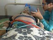 قارئة تطالب بنقل والدها للعناية المركزة لعدم توافر أماكن بمستشفى رأس التين