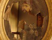 شاهد كيف أحيا مرممو قطاع الفنون التشكيلية لوحة نادرة للخديو إسماعيل