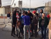 جثمان لاعب منتخب الدراجات يصل القاهرة.. وأهله: خاض البطولة وهو مصاب