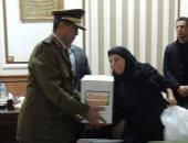 بالصور..الداخلية تحتفل بأمهات السجينات بمديرية امن الشرقية