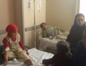 إصابة طفلين بحالة تسمم لتناولهما سم فئران وأقراص دوائية بالمنوفية