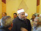 مستشار وزارة الأوقاف يبدأ حملته الدعائية بمؤتمر حاشد بمدينة أبو كبير
