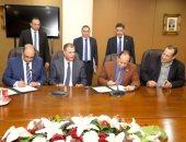 """الإسكندرية للبترول وبتروجت يوقعان عقد تنفيذ مشروع """"NMP"""""""