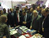 القنصلية الأمريكية بالإسكندرية تشارك فى معرض الكتاب بفعاليات ثقافية