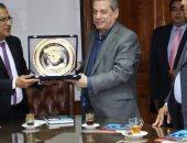 رئيس جامعة بنى سويف: نطمح فى إنشاء معهد متخصص فى مجال الطاقة الذرية