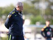 مدرب البرازيل: لدينا تشكيلة رائعة.. والمنافسة قوية بين اللاعبين