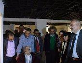 فنانون: معرض محمد رزق يمثل تاريخ مشرف للحركة الفنية التشكيلية