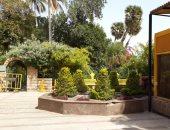 بالفيديو والصور.. 10 معلومات عن الحديقة النباتية بأسوان.. تعرف عليها