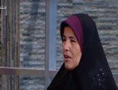 """بالفيديو.. والدة شهيد تنهار من البكاء على الهواء فى """"لقمة هنية"""" لحظة سرد قصة استشهاد ابنها"""