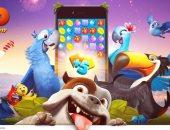 Rio: Match-3 Party لعبة جديدة للهواتف الذكية مستوحاة من فيلم Rio الشهير