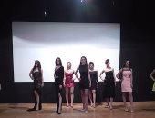 بالصور.. مسابقة لاختيار ملكة جمال البحر الأحمر بالغردقة