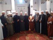 قافلة دعوية لنبذ العنف بمساجد العامرية بالإسكندرية