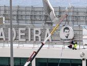 بالصور.. البرتغال تبدأ عملية تغيير اسم مطار ماديرا إلى رونالدو
