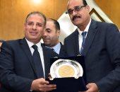 """تكريم محافظ الإسكندرية فى """"يوم الوفاء"""" بنقابة المهندسين"""