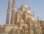 وزير الأوقاف: عمارة جامع الصحابة بشرم الشيخ يجب تدريسها بكليات الهندسة