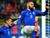 تصفيات المونديال.. دى روسى يتقدم لإيطاليا على ألبانيا بالشوط الأول