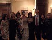 ننشر أول فيديو وصور لحفل زفاف حفيد جمال عبد الناصر