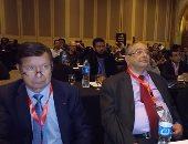 المصرية لدراسة الكبد تنظم احتفالية لتكريم رئيس الدولية للمناظير