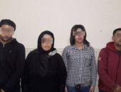 نانا وعشيقها تاجر المخدرات يعترفان بإدارة شبكة دعارة فى الإسكندرية