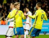 تصفيات المونديال.. السويد تكتسح بيلاروسيا برباعية وتتصدر المجموعة الأولى